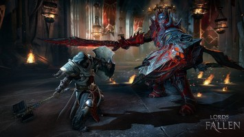 Дополнение Ancient Labirynth для Lords of the Fallen задерживается