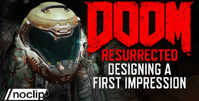 DOOM Resurrected - Designing a First Impression