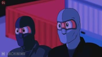 Вы меня не видите! (Видео Happy Hour по Splinter Cell: Blacklist)