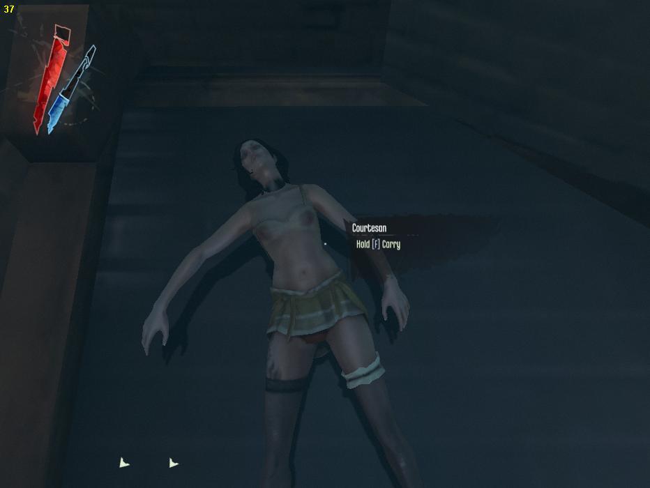 Порно моды на dishonored