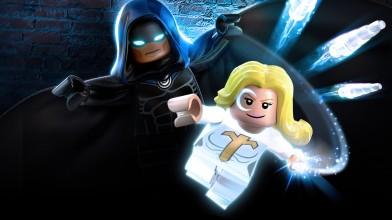 Набор персонажей и уровней Cloak And Dagger для LEGO Marvel Super Heroes 2
