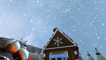 "LEGO Universe ""Frostburgh Trailer"""