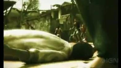 "Resident Evil: The Mercenaries 3D ""Начальное видео"""