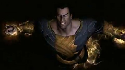 "Injustice: Gods Among Us ""Black Adam vs Green Arrow"""