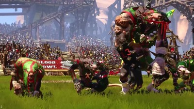 Blood Bowl 2: Дварфы против Скавенов - геймплей
