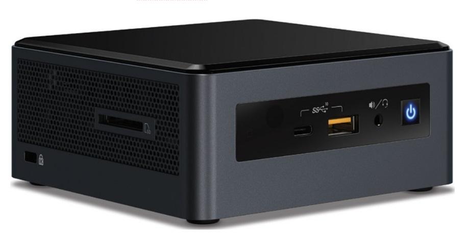 Мини-компьютеры Intel NUC Islay Canyon оснащены графикой AMD Radeon 540X