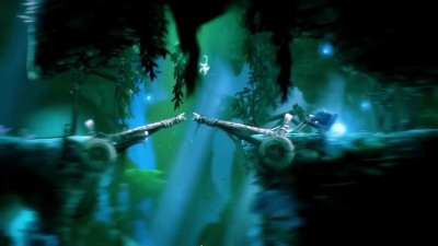 "Ori and the Blind Forest ""Новый Трейлер"""