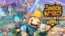 "Snack World: The Dungeon Crawl Gold - Трейлер ""Let's get looting!"""