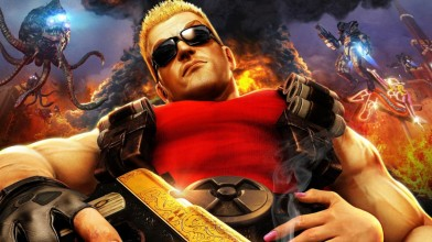 Версия Duke Nukem Forever на Unreal Engine 2001 года была готова на 90%