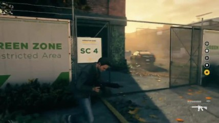 Обзор Quantum Break - Gameplay