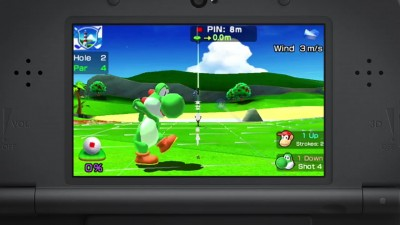 Mario Sports Superstars Nintendo 3DS - Golf Trailer