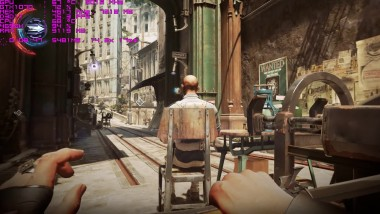 Dishonored 2 gameplay i5-4690K \ GTX 1070 GameRock