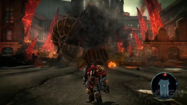 Первые 17 минут Darksiders Warmastered Edition