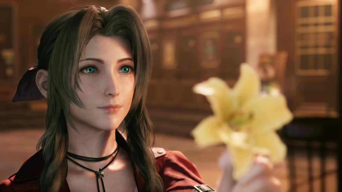 Дополнение Butterfinger для Final Fantasy VII Remake теперь бесплатно в PlayStation Store