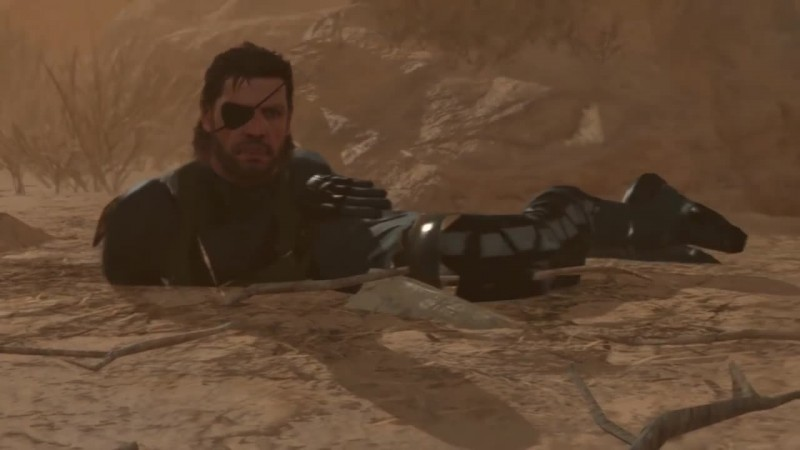 Metal Gear Solid 5: The Phantom Pain - Ядовитый Змей
