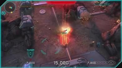 "Halo: Spartan Assault ""Геймплей режима кооператива (Xbox One)"""