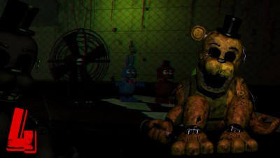 Five Nights At Freddy's 3 - ТОП 10 Фактов о FNAF 3 - 5 Ночей у Фредди