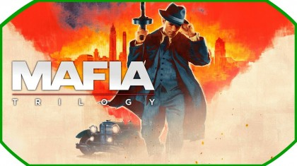 Mafia: Trilogy Трейлер на русском