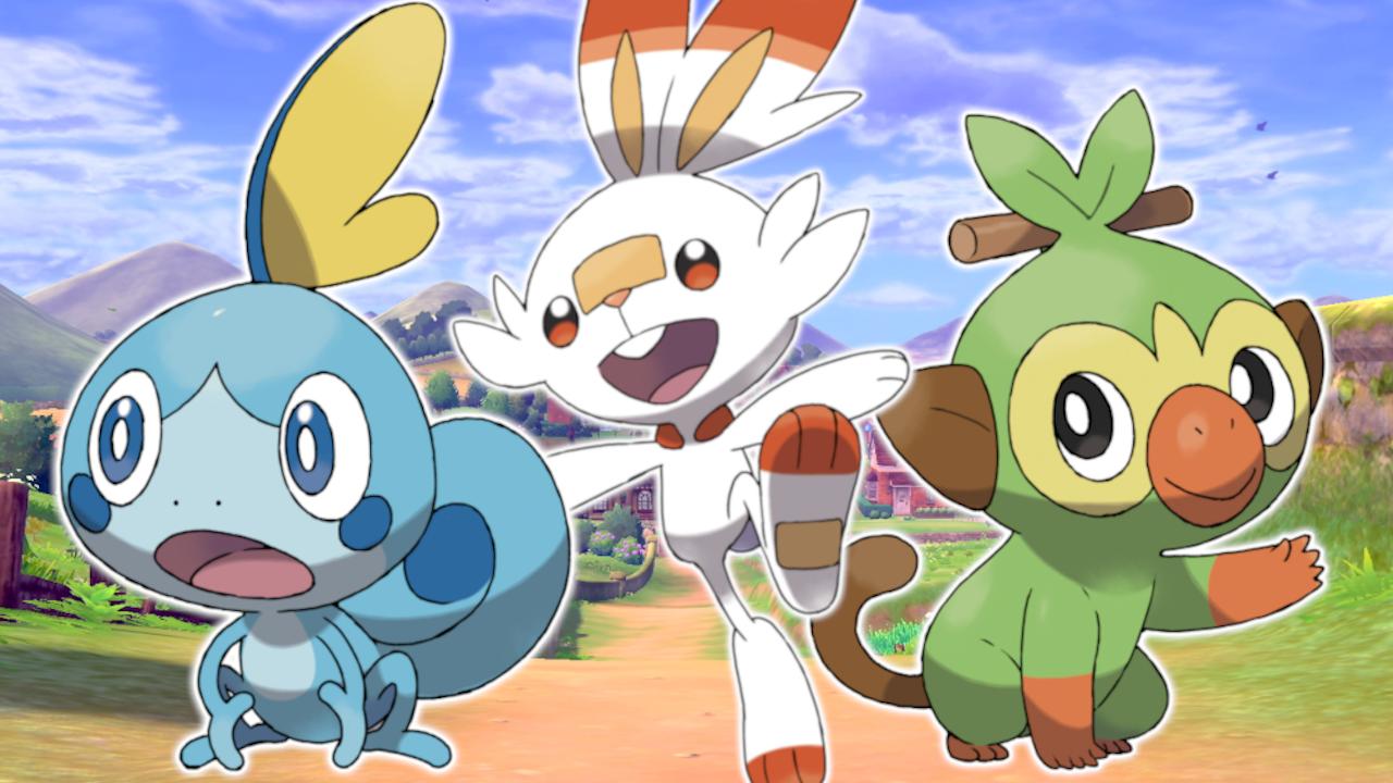 Gejmplej Pokemon Sword I Pokemon Shield Stal Samoj Dizlajknutym S E3