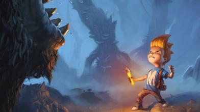 Приключенческий платформер Max: The Curse of Brotherhood вышел на Switch