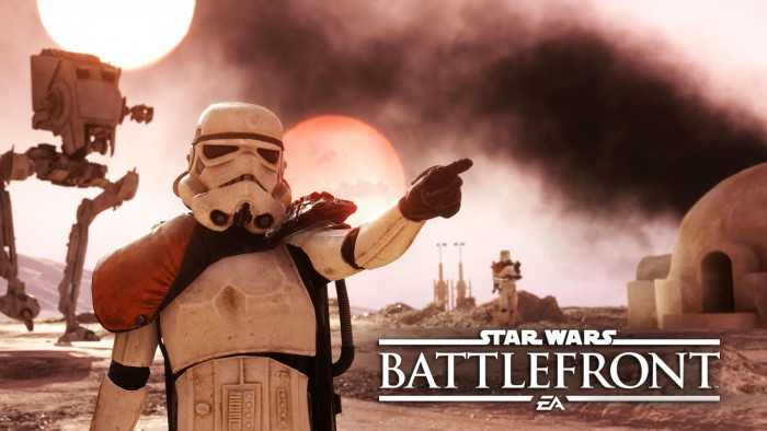 Star Wars Battlefront I, II, III: Название Star Wars Battlefront 2 (Эпизод 8?)