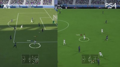 FIFA 16 Demo Visual Analysis: Сравнение PC vs. PS4 vs. Xbox One