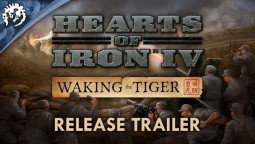 Состоялся выход Hearts of Iron IV: Waking the Tiger