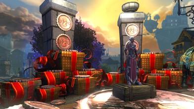 Богиня Тимора пришла в мир Neverwinter