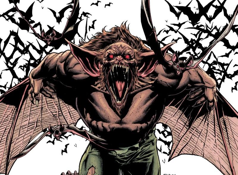 16 - Man-Bat