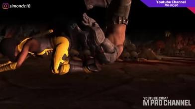 Эволюция фаталити в Mortal Kombat 1992 - 2018