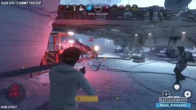 Star Wars Battlefront - Random Moments #6