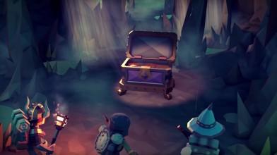 Трейлер ранненго доступа тактичecкой RPG c элeмeнтами poгалика For The King