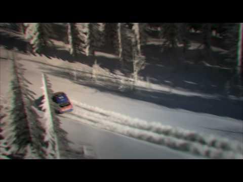 Свежее видео WRC