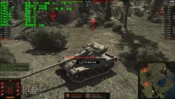 Тест компьютера M-16 в игре World of Tanks