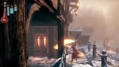 Видео обзор геймплея игры Woolfe - The Red Hood Diaries