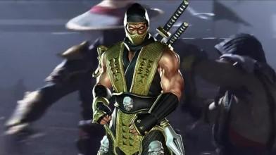 Mortal Kombat 11 - Скорпион из прошлого