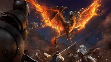 Monster Hunter Online Z выйдет для PlayStation 4 в ноябре