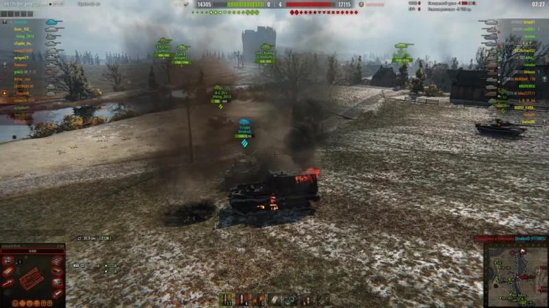 Пранк - топим союзников! Бешеные олени World of Tanks