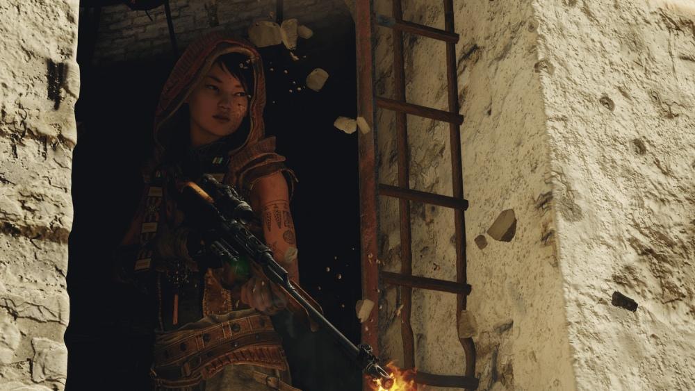 Разработчики игры рассказали о Гюль в Metro Exodus