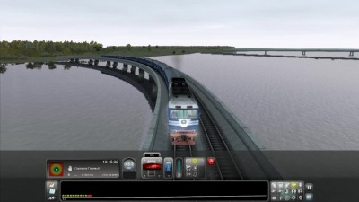 Train Simulator 2016 Tep70 0143 Петербург Москва