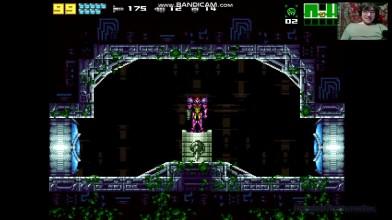Another Metroid 2 Remake (Project AM2R) - 9. Новая прелесть (прохождение на русском)