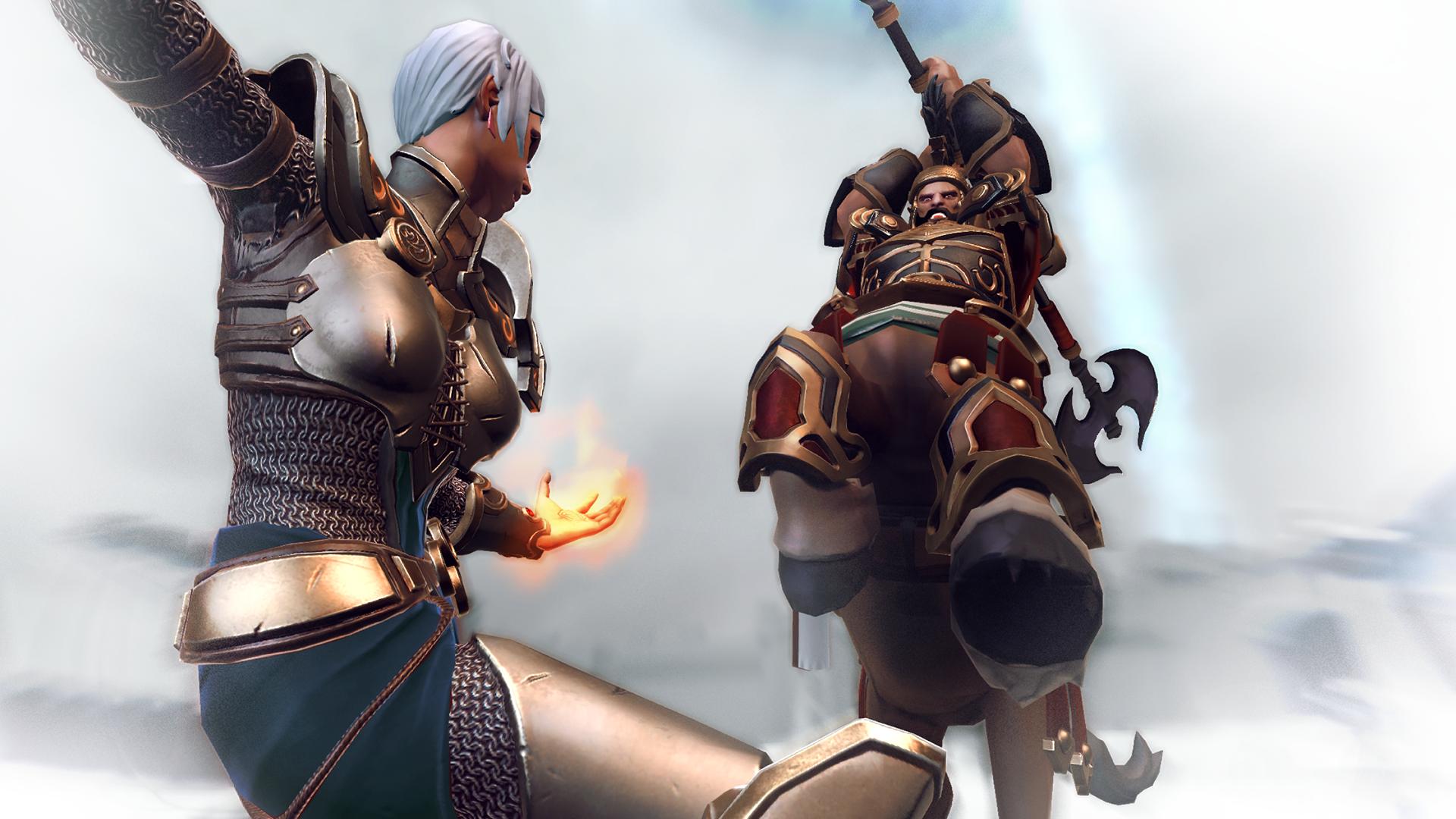 Crowfall обзавелся новым геймплейным трейлером