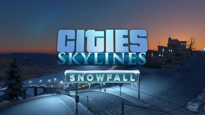 Дополнение Cities: Skylines - Snowfall скоро выйдет на PS4