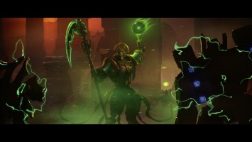 Last Stand Necron Overlord - Warhammer 40,000: Dawn of War II: Retribution