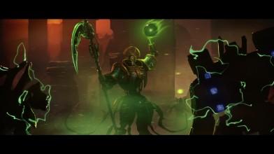 Last Stand Necron Overlord - Warhammer 40,000: Dawn of War II: Retribution