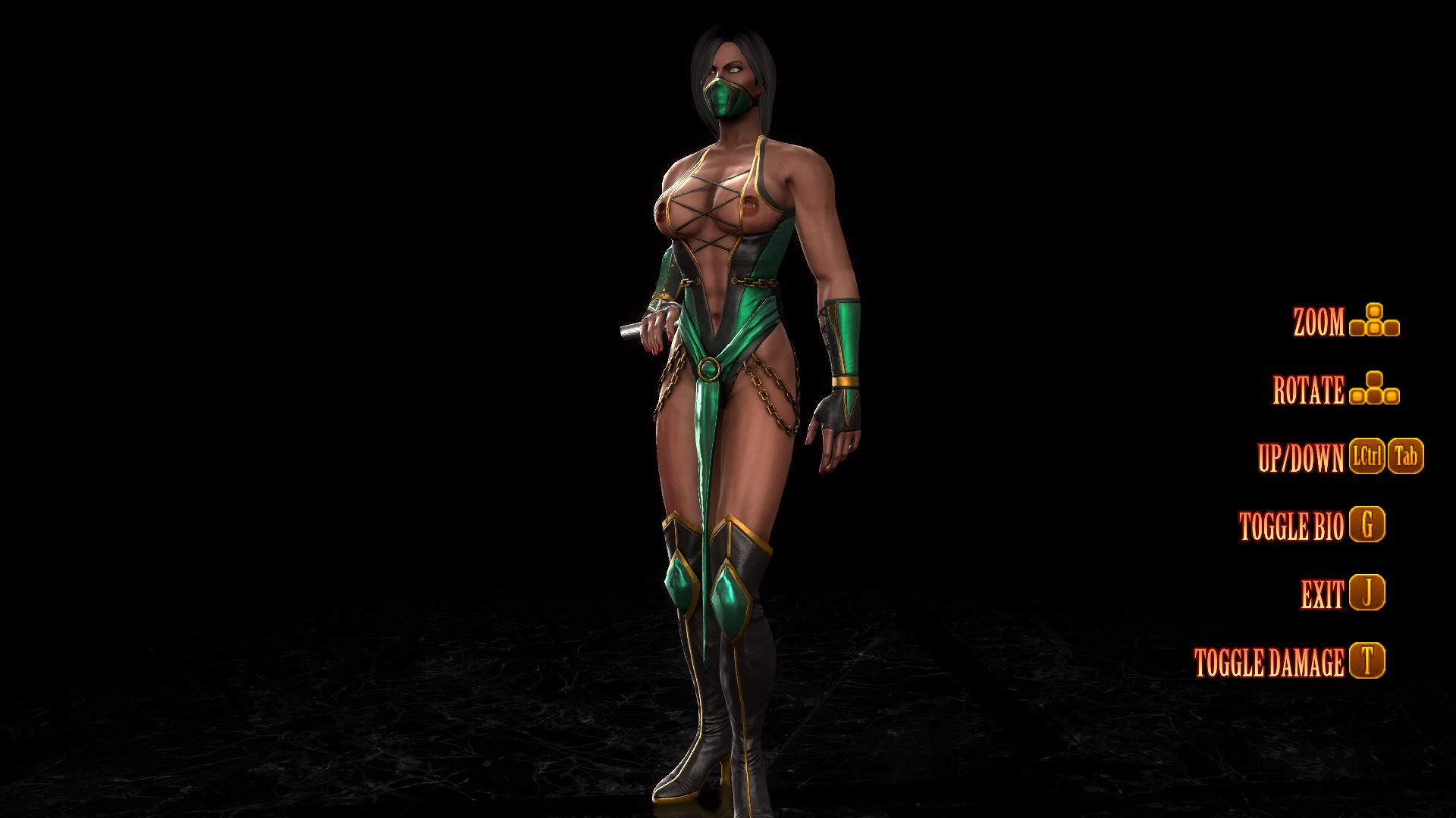 Mortal kombat 2011 nude sex images