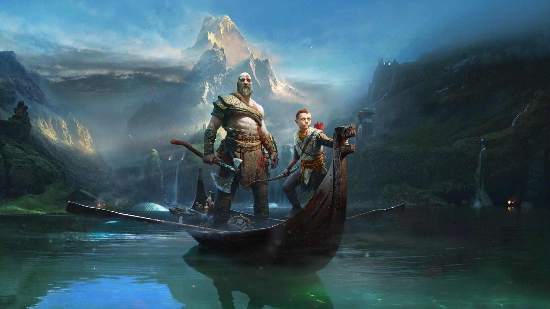 Sony раздает новые аватары всем, у кого платина в God of War