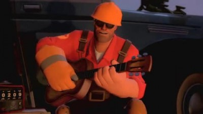 "Team Fortress 2 ""Engineer"""