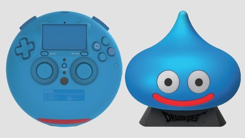 Square Enix анонсировали слайм-контроллер для Switch