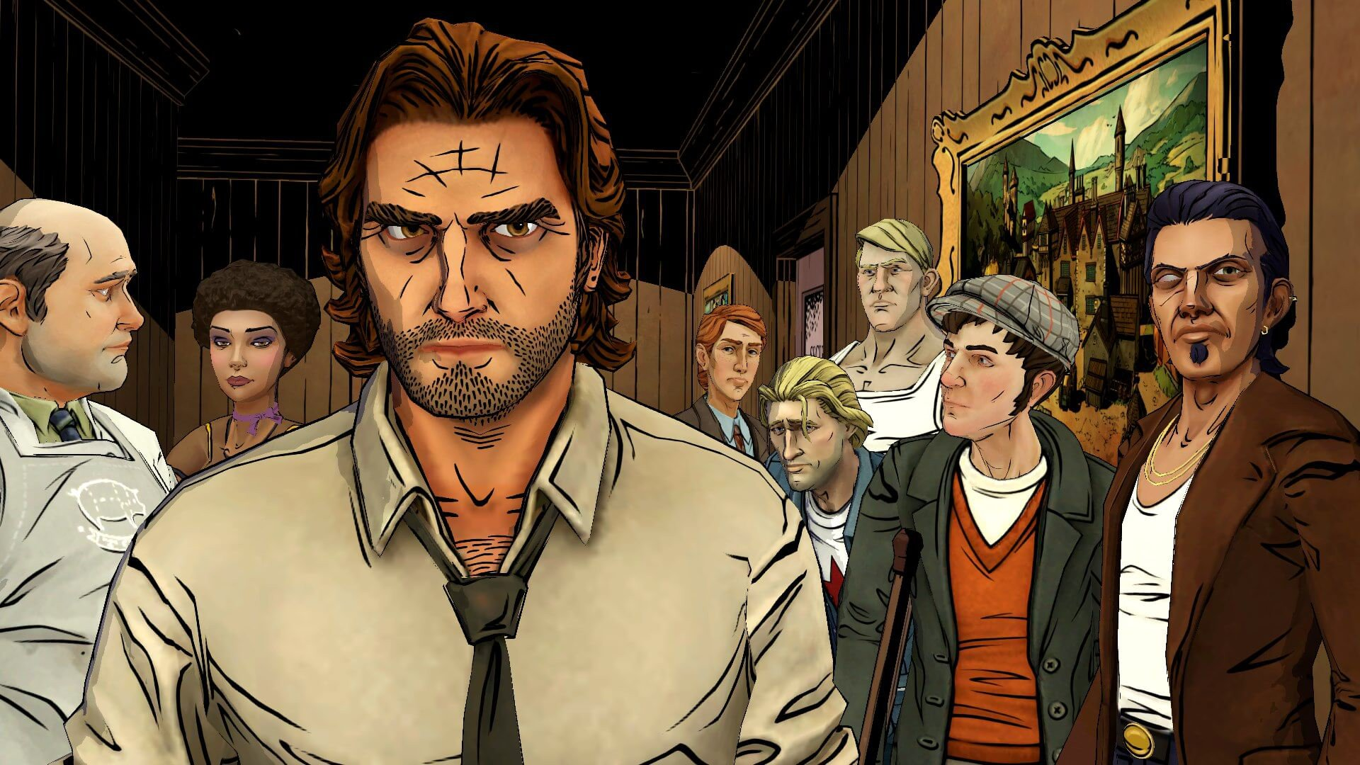 The Wolf Among Us  Wikipedia